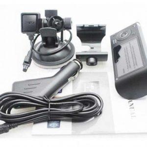 دوربین خودرو جی پی اس دار دو لنز